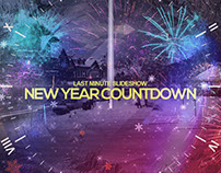 New Year Countdown Slideshow