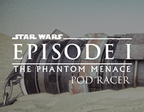 Star Wars Episode I: Pod Racer