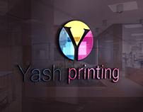 Yash Printing logo