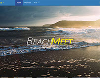 Beach Meet Dating - Coming Soon!