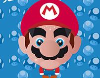 Super Mario Bros Character