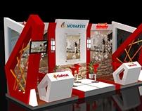 Novartis _ Galvus & GalvusMet Exhibition