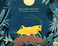 Yellow Cricket | Album Cover Art