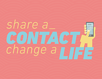 ENTEL /// SHARE A CONTACT CHANGE A LIFE
