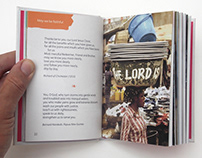 Book of photographs and prayers from around the world
