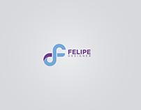 Apresentação da Logo Felipe Designer