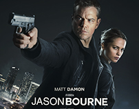 Jason Bourne / poster movie