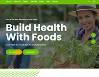 Sosso - Agriculture WordPress Theme