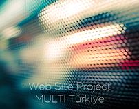 MULTI Türkiye Web Site Project