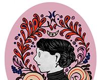 romanov sisters' portraits