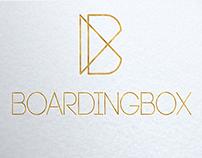 logo création box boaring box par loolye labat