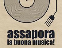 Music • Conceptual poster