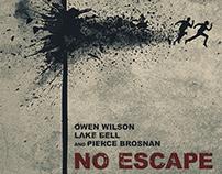 No Escape / fan made poster