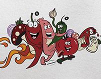 PİZZA Y Restaurant Branding