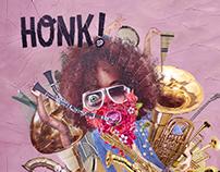 Honk Festival SP