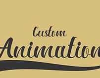 Custom Logo Animation