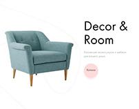 Decor Room furniture online store