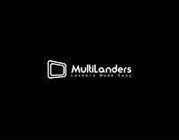 Logo Design MultiLanders