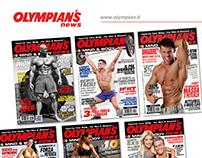 OLYMPIAN'S NEWS