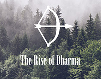 The Rise of Dharma -ICONOGRAPHY + SOCIAL MEDIA