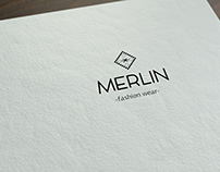 Merlin Fashion Wear Logo