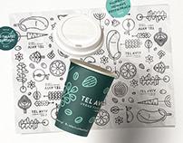 Tel Aviv Urban Food - brand identity