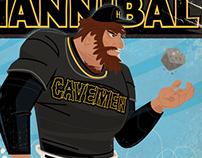Hannibal Cavemen