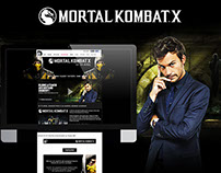 Mortal Kombat X (D8.tv)