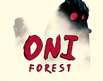 """Oni Forest"" poster"