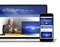 Firm Foundation Website