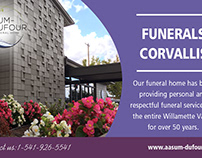 Funerals Corvallis | Call - 1-541-926-5541 | www.aasum-