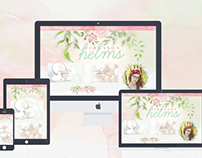 Fernanda Helms (Wordpress Responsive Theme)