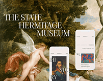 The State Hermitage Museum — new website