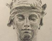 Portraits, Claude-Alix Ganga