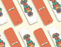 BookwormsRD - Bookmark Design