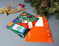 ING Christmas Card 2016