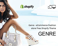 Genre – eCommerce Fashion store Shopify Theme