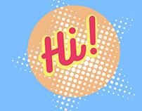 Hi! - Paper Net
