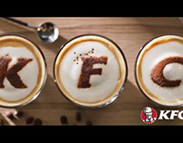 KFC кофе - ТВ-ролик