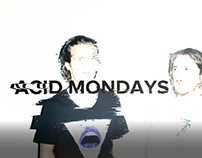 ACID MONDAYS VIDEOFLYER