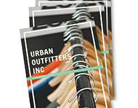 Urban Outfitters 2014 Annual Report Redesign