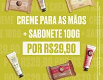 Posts Campanha Tea Tree (The Body Shop)