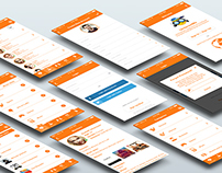 iPhone App UI/UX