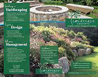 Brochure: Landscape Concepts