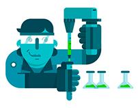 Cryolog - Illustrations