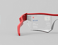 Eye Glass | Smart glasses for cyclists