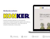 Konker Website