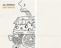 Al Riwaq menu