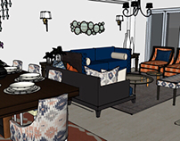 Maadi residential apartment
