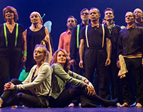 Chorale Escapade (spectacle + coulisses)